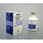 Procaine penicillin G and Dihydrostreptomycin sulphate injection(20:20)